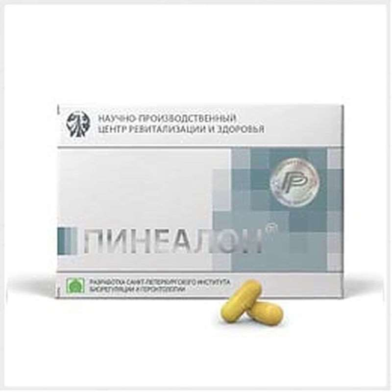 Pinealon 20 capsules buy peptide complex brain cells online