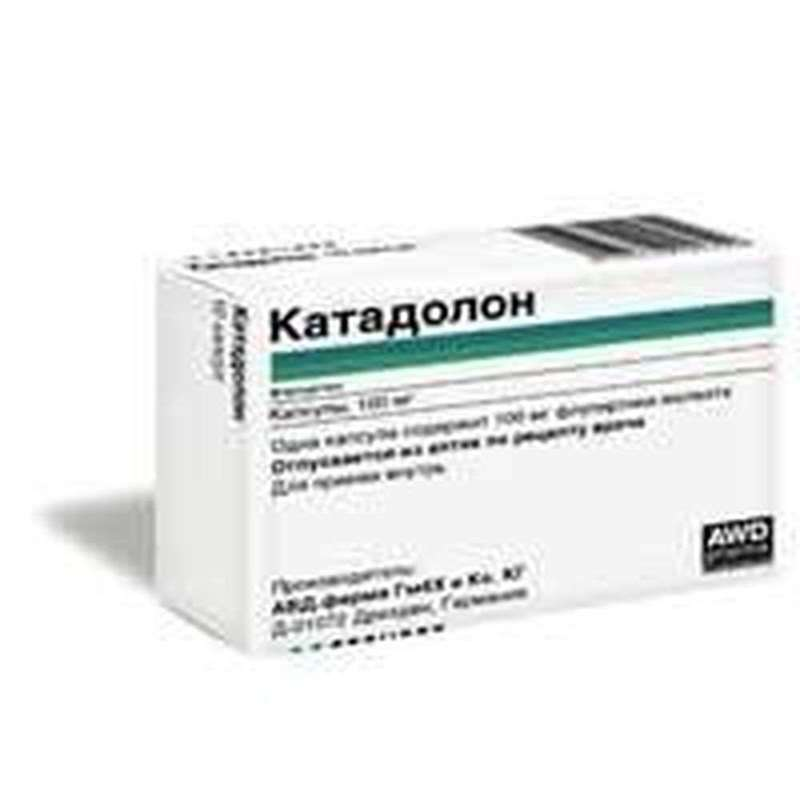 Katadolon 100mg 10 pills buy muscle relaxant, analgesic central online