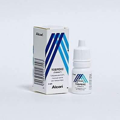 Tobrex eye drops 0.3% 5ml buy antibiotic drops online