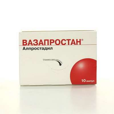 Vazaprostan injection 0.06 10 vials buy improves blood circulation online