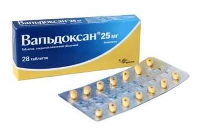 Valdoxan 25mg 28 pills buy antidepressant effect online