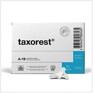 Taxorest 20 capsules reliable help in all kinds of bronchitis buy peptides